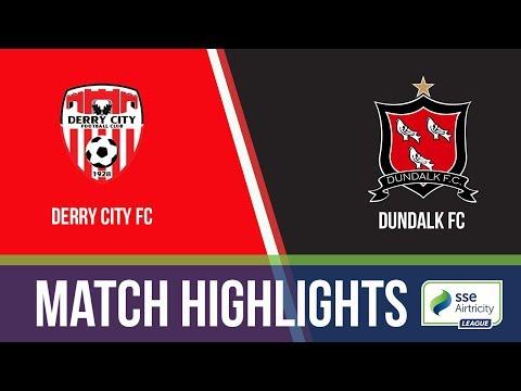 GW24: Derry City 2-2 Dundalk