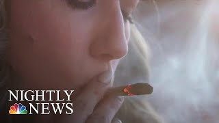 Growing Number Of Pregnant Women Using Marijuana | NBC Nightly News