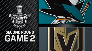 Couture lifts Sharks to 2OT win in Game 2