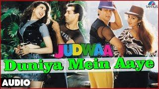 download lagu Judwaa : Duniya Mein Aaye Full  Song With gratis