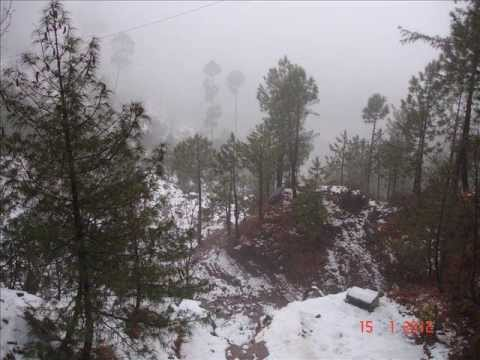 trance 2013- video remix 2013-kashmir-snowfall 2013