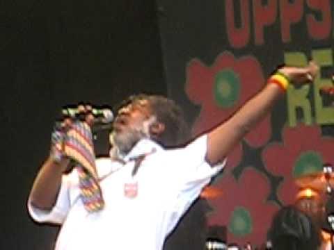 Johnny Clarke-Crazy Baldhead Live@Uppsala Reggae Festival 2011