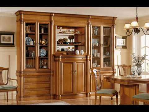 Clasicos de siempre decore su hogar en www muebles salvany - Muebles recibidores clasicos ...