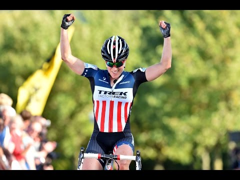 LIVE Elite Women's Race | 2014 UCI Cyclo-Cross World Cup | Valkenburg, Netherlands