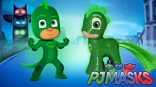 Custom GEKKO PONY PJ MASKS Tutorial DIY Disney Jr MLP My Little