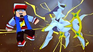 Minecraft: POKEMON DEUS ARCEUS - POKEMON #17 ‹ EduKof Games ›