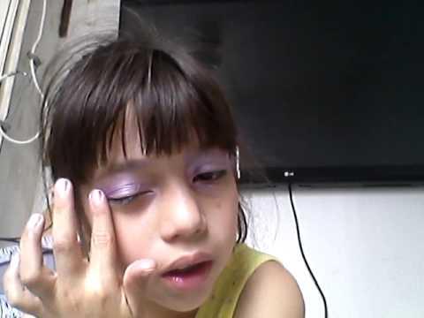 Como maquillarse de una manera princesa youtube - Maneras de maquillarse ...