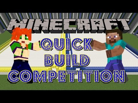 Carrot Top's Quick Build Comp! Ep 1. House!