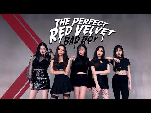 Red Velvet 레드벨벳 - Bad Boy / Dance Cover.