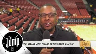 Paul Pierce on NBA age limit change: