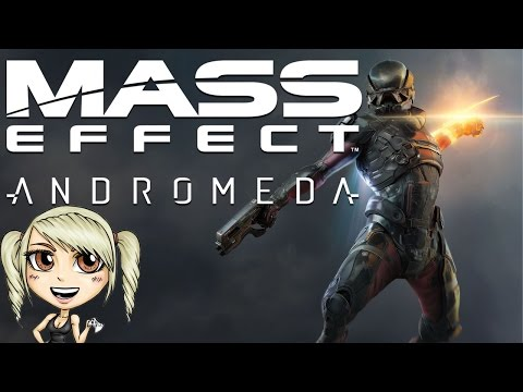 Raychul Reviews - Mass Effect: Andromeda