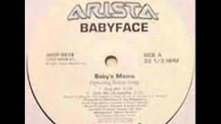 Watch Babyface Babys Mama video