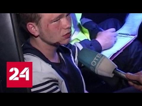 Пьяный подросток на иномарке протаранил десятки машин