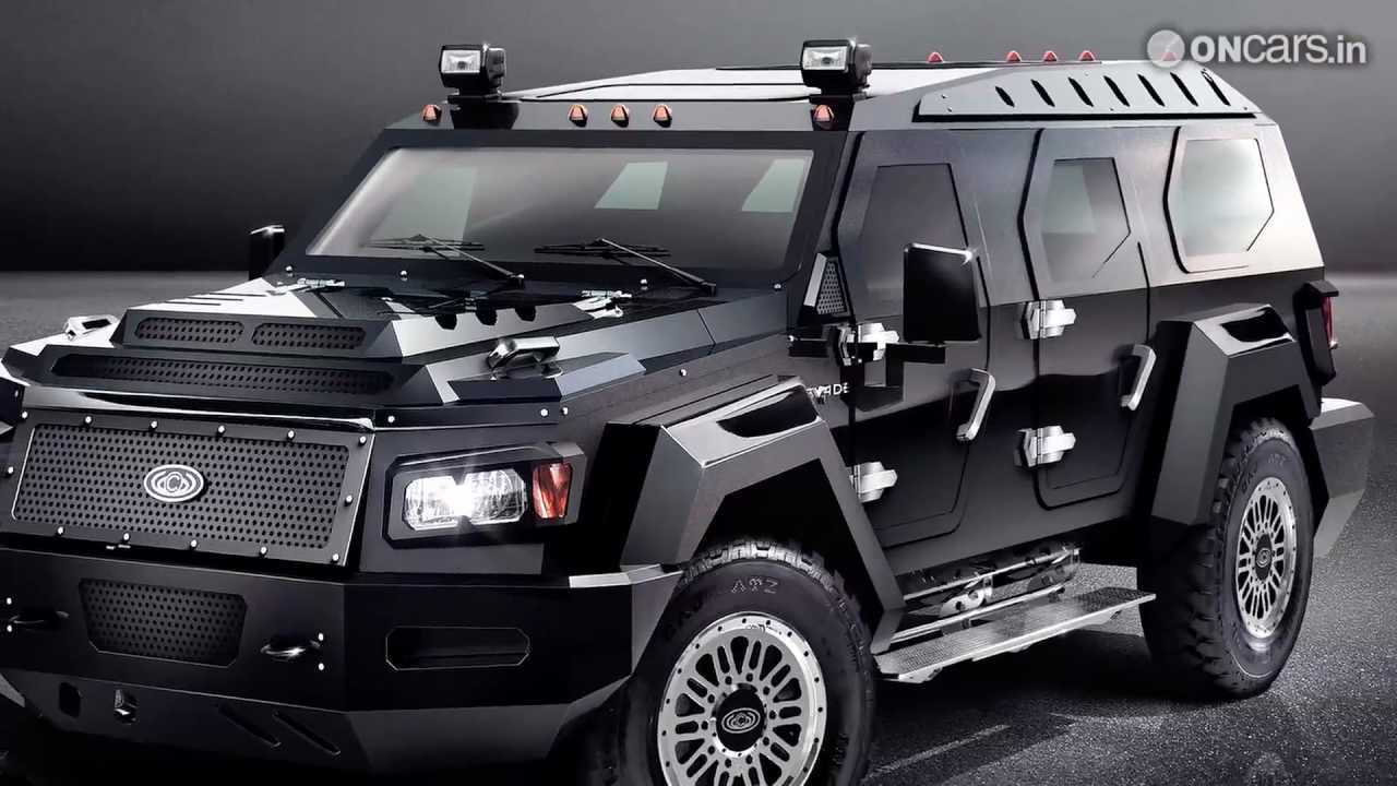 Conquest Evade Unarmored Suv Now In India For Rs 8 5 Crore