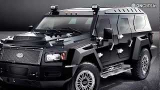 Conquest Evade unarmored SUV now in India for Rs 8.5 crore