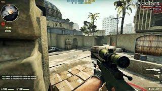 Первый раз играю в Counter-Strike: Global Offensive