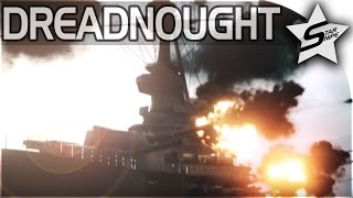 Battlefield 1 DREADNOUGHT BATTLESHIP GAMEPLAY (Operations - Oil of Empires - Fao Fortress)