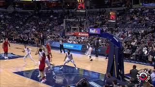 Portland Trail Blazers vs Memphis Grizzlies - Full Game Highlights - March 28, 2018