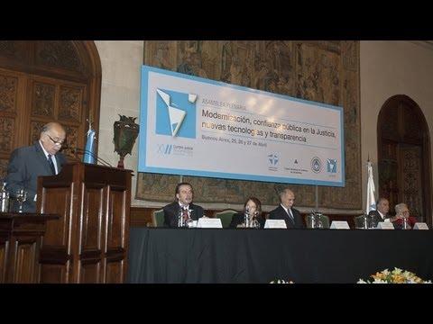 XVI Cumbre Judicial Iberoamericana