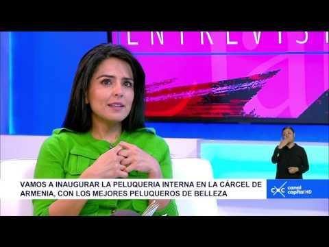 Entrevista Claudia Palacios – Johana Bahamón, directora de la Fundación Teatro Interno