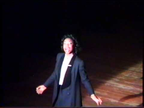 Heather Headley in High School Production of Funny Girl