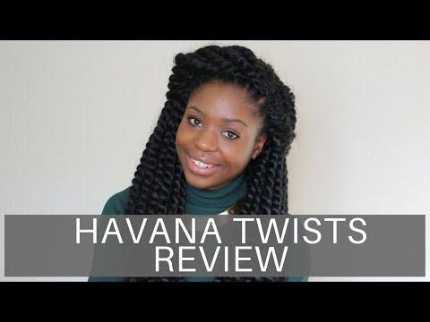 Havana Twist Crochet Braids Review   UK