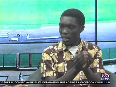 Ghana premier league - My Banner on Joy News (19-2-16)