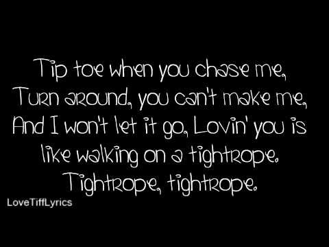 Tiffany Alvord - Tightrope