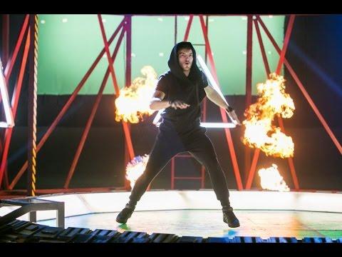 Танцы насмерть (трейлер) 2017