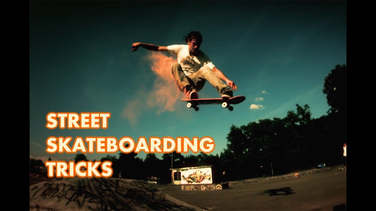 Best Skateboard Tricks Best Street Skateboarding