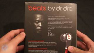 [HD] Beats by Dr Dre - Tour Unboxing