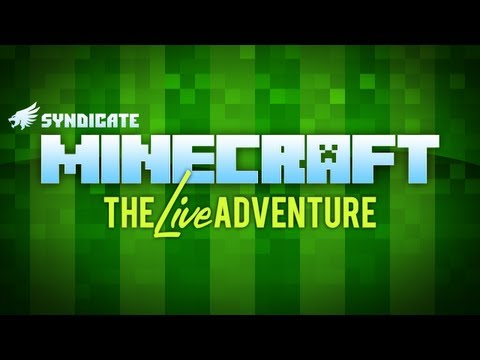 Minecraft: Live Adventure V - *Livestream*