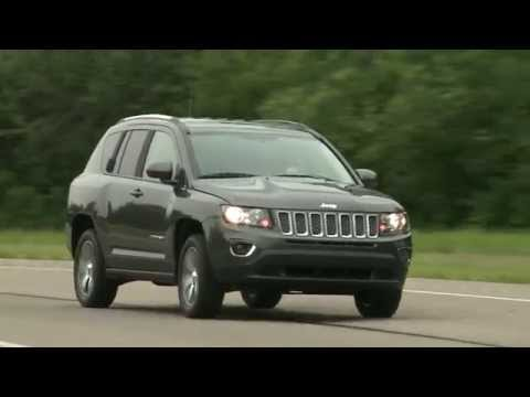 2016 jeep compass review ratings specs prices and photos the car connection. Black Bedroom Furniture Sets. Home Design Ideas