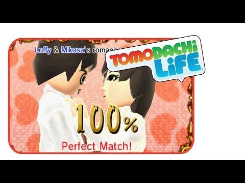 (n˘v˘•)¬ THE PERFECT MATCH | Tomodachi Life