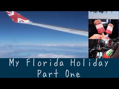 My Florida Holiday   2016   Part One
