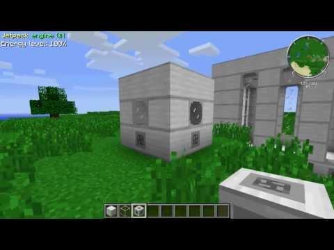 Minecraft - Wie baue ich einen Iron Tank ?