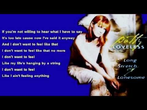 Patty Loveless - I Don