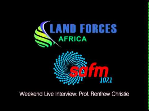 Land Africa Land Forces Africa 2012