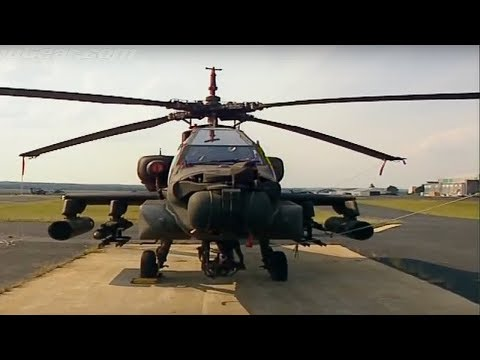 Apache Helicopter Gunships - The Black Death - BBC autos
