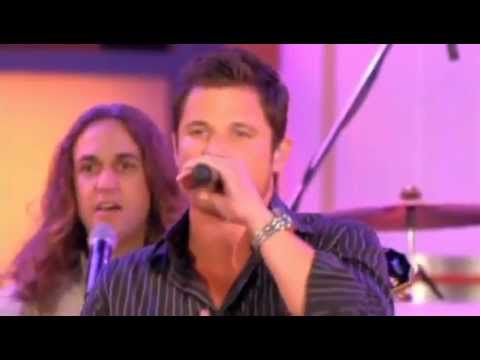 Nick Lachey - What's left of me. Live at MMVA.