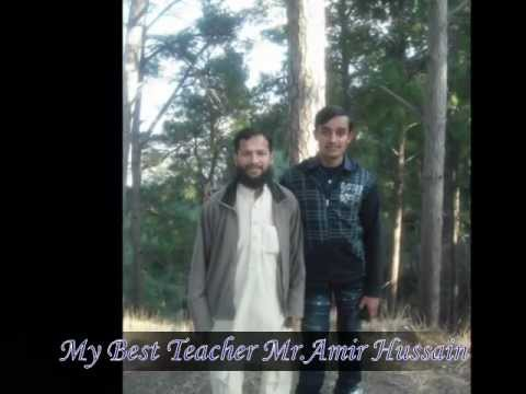 Ya Pal Humain Yaad Ayain Gay '' Iiui By Faiz Sultan''.wmv video