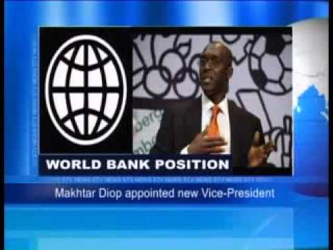 World bank appointment