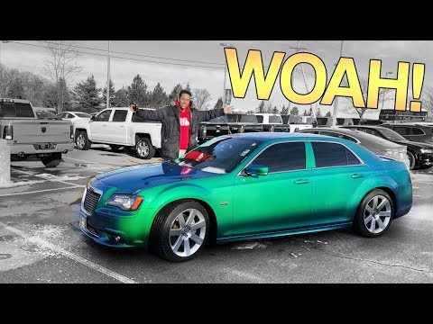 2012 Chrysler 300 SRT Review From A Hellcat Owners Perspective!!