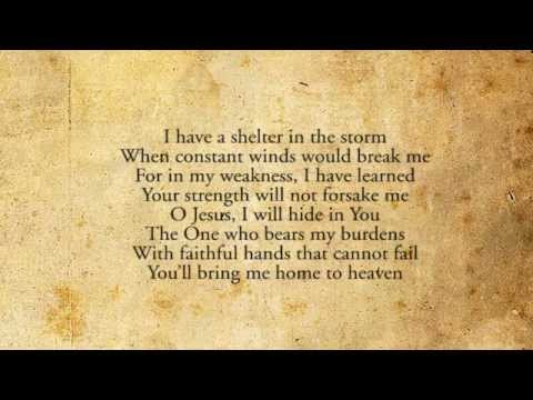 Sovereign Grace Music - I Have A Shelter In The Storm