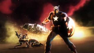 Marvel vs Capcom 3 - Cinematic trailer full