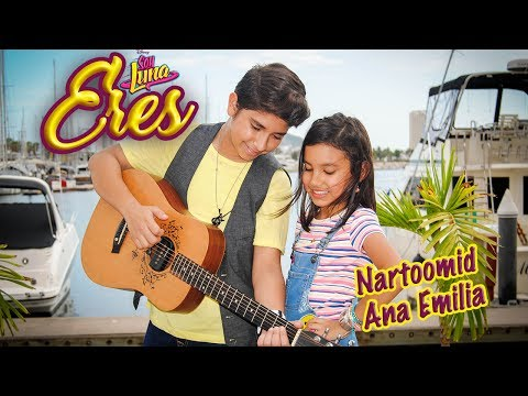 Eres - Soy Luna, Cover