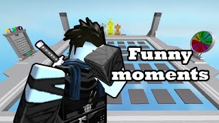 Roblox - Funny moments in Plates of fate: Mayhem