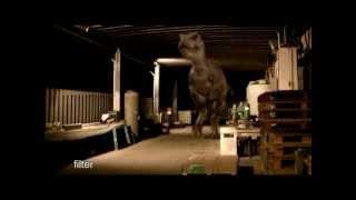 JURASSIC PARK: CGI dinosaur tutorial
