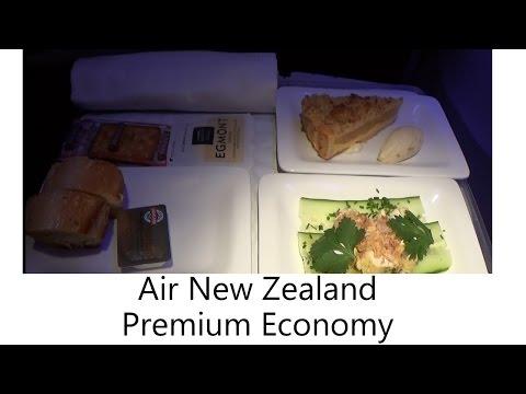 Spaceseat Premium Economy Air New Zealand