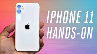Apple iPhone 11 hands-on